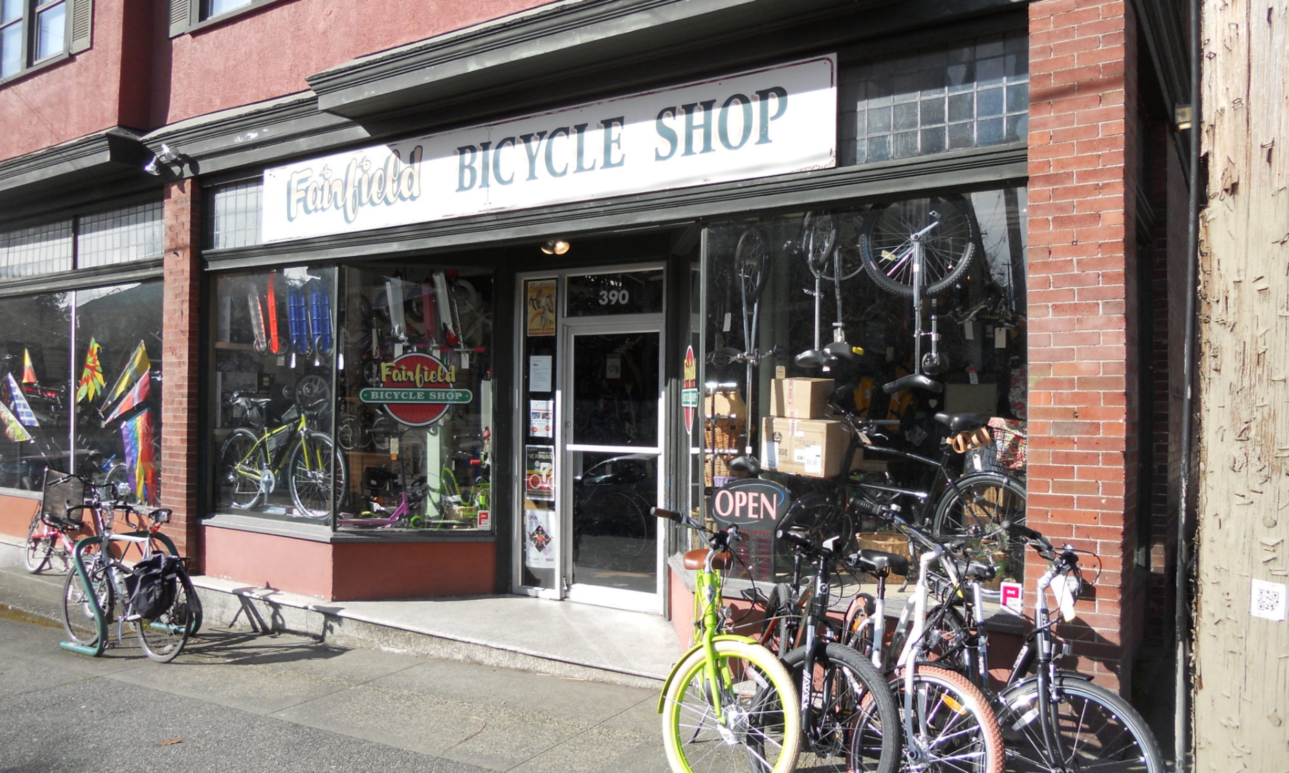 Fairfield Cycle Store